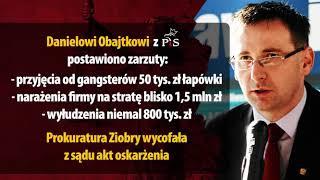 Były wójt Pcimia Daniel Obajtek został nowym prezesem Orlenu!