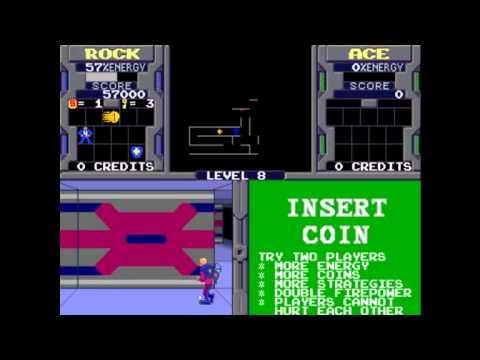 Xybots - Arcade