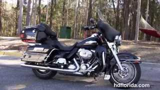 9. Used 2009 Harley Davidson Ultra Classic Electra Glide Motorcycles for sale in Tifton GA
