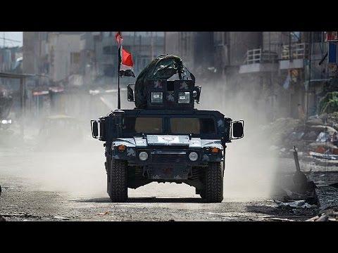 Ιράκ: Χωρίς τέλος το δράμα των εγκλωβισμένων αμάχων στη Μοσούλη