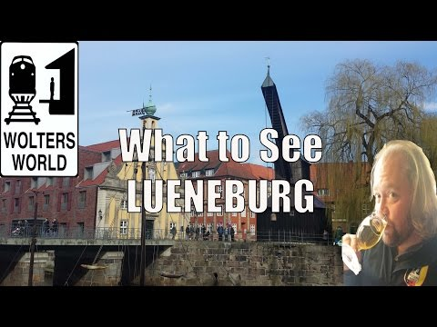 What To See & Do In Lueneburg