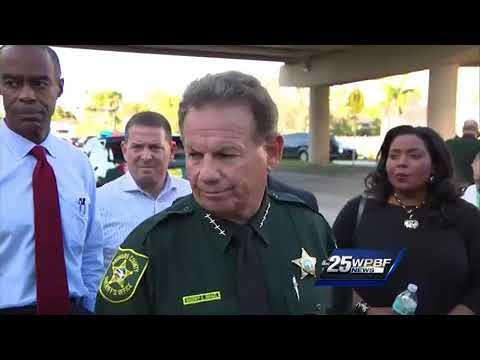 Broward Sheriff updates fatal school shooting