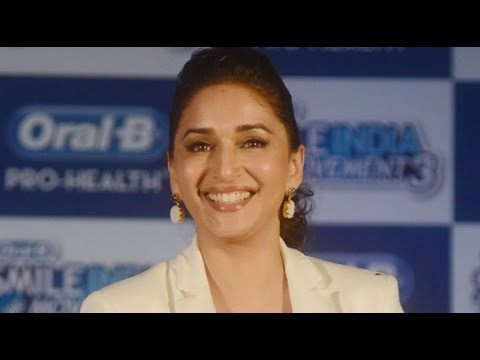 The Secret To Madhuri Dixit's Million Dollar Smile