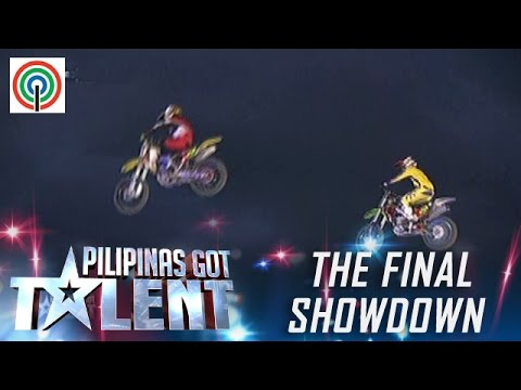Pilipinas Got Talent Season 5 Live Finale: UA Mindanao - Motocross Performers