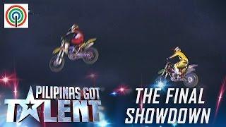Video Pilipinas Got Talent Season 5 Live Finale: UA Mindanao - Motocross Performers MP3, 3GP, MP4, WEBM, AVI, FLV Desember 2017