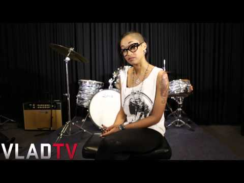 Skin Diamond Reveals Big Reason for Lack of Black Stars in Industry (видео)