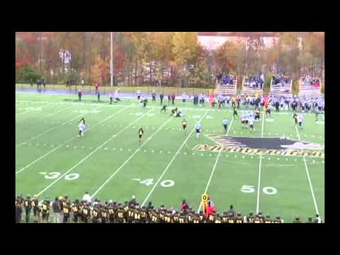 Northwood/Michigan Tech Football Highlights