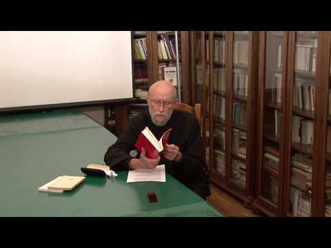 CDS Paris, 19 octobre 2017 : Pr. Marc-Antoine Costa - Théologie de la liturgie. Niveau 3