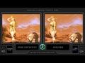 Dungeons & Dragons (Arcade vs Sega Saturn) Side by Side Comparison