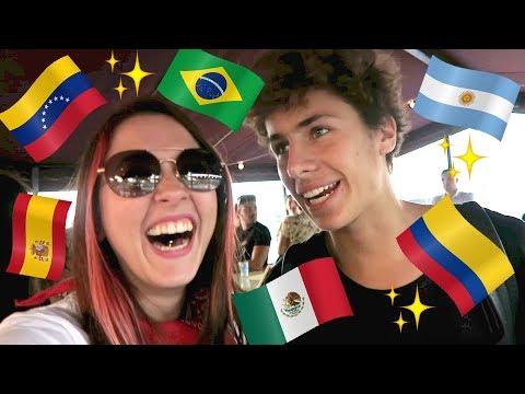 YOUTUBERS IMITAN ACENTOS ft Juanpa Zurita, Luisito Comunica, Sebastián Villalobos y más!