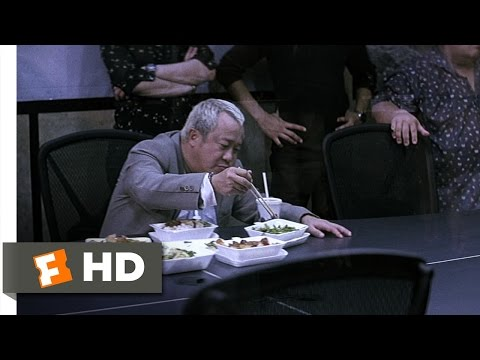 Infernal Affairs (2/9) Movie CLIP - The Game's Loser Dies (2002) HD