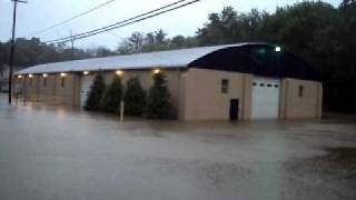Rockaway (NJ) United States  city images : Hurricane Irene Hit's Dover / Rockaway, N.J.