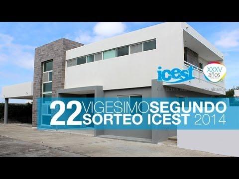 22º Sorteo ICEST 2014