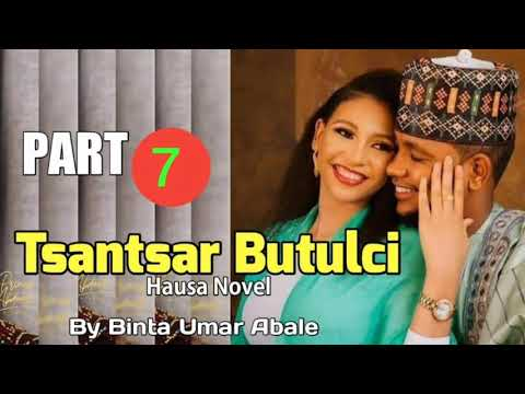 Tsantsar Butulci Hausa novel part 7 labarin Tsantsar Butulci da cin Amana