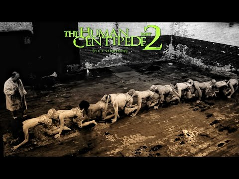 The Human Centipede 2 (2011) Film Explained in Hindi | Horror Centipede 2 Story हिन्दी