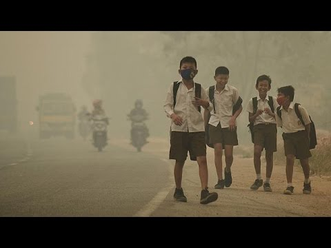 UNICEF: Η ατμοσφαιρική ρύπανση σκοτώνει τα παιδιά – world