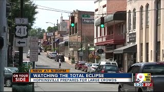 NASA says the small Kentucky town is a prime spot for watching the solar eclipse. The small town, just four hours from Cincinnati, ...