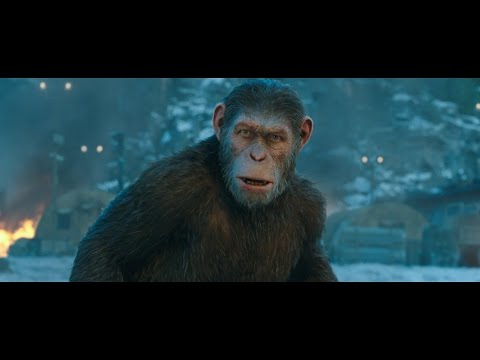 War For The Planet Of The Apes - Official® Trailer 2 [HD]