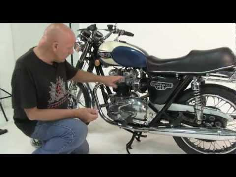 Twin Triumph Bonneville classic motorcycle road test