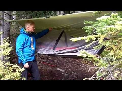Scout Hammock Combi Features