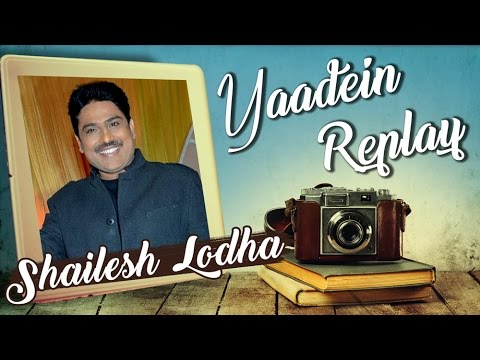 SHALIESH LODHA aka TAARAK MEHTA Relives His Journe