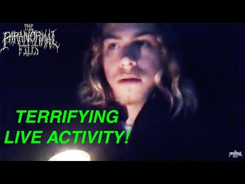 👻The Paranormal Files: LIVE @ Yorktown👻