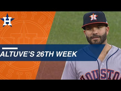 Video: Check out Jose Altuve's top moments of the week