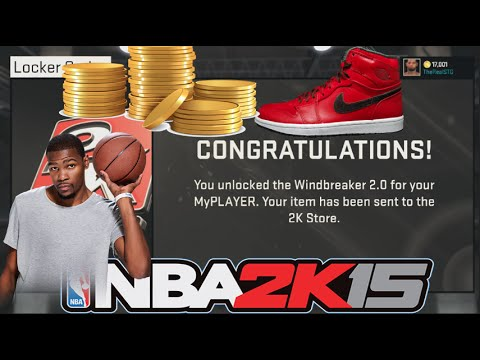 VC - NBA 2k15 Official Locker Codes - FREE VC, Diamonds, Upgrades, and More! ▻ YOUTUBE Partnership! - http://www.STGMedia.com ▻ SUBSCRIBE to STG For Daily Vids - http://goo.gl/emIdU ...