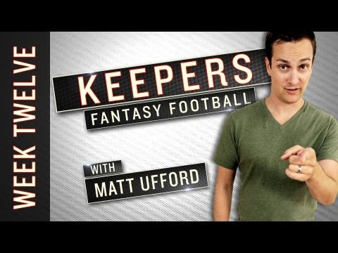 Fantasy Football Week 12 – Keepers Thanksgiving Edition