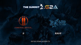 Rave vs Idol, game 1