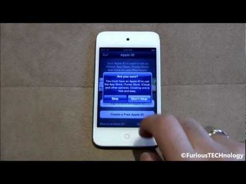 White itouch - Please subscribe to my channel if you found this video helpful. Comments and