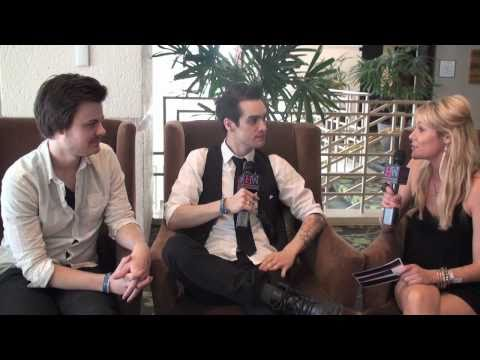Panic! At The Disco Interview - SXSW 2011 - Vices & Virtues - Let's Kill Tonight - Ready To Go