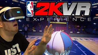 NBA2K VIRTUAL REALITY REVIEW