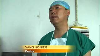 Doctors in southwest China's Sichuan Province used a human-controlled robotic surgical system to complete two operations on ...