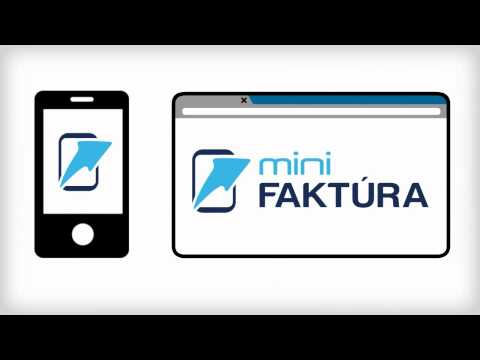 Video of miniFAKTURA - Invoice App