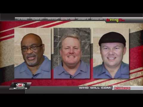 Spirit of Daytona Test on The Racing Insiders