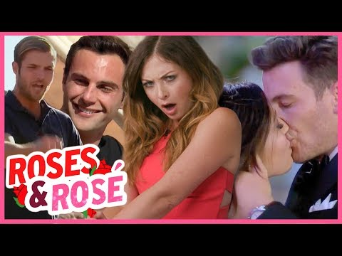The Bachelorette: Roses and Rose: Jordan and David Face Off in the Desert, Blake and Becca Heat Up