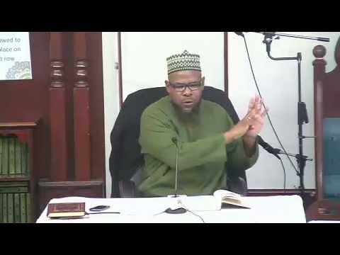 02 - The Description of Prophet Muhammad (SAW) - Sheikh Abu Usamah At-Thahabi