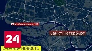В Петербурге пенсионер МВД застрелил грабителя, а второго ранил в ногу