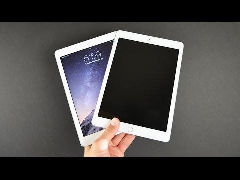 Apple iPad Air 2: Design Preview