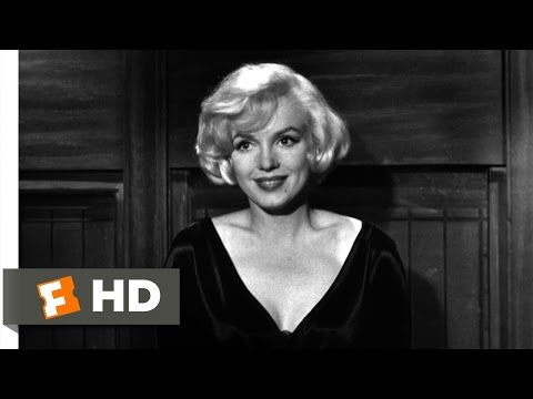 Some Like It Hot (2/11) Movie CLIP - Sugar Kane (1959) HD