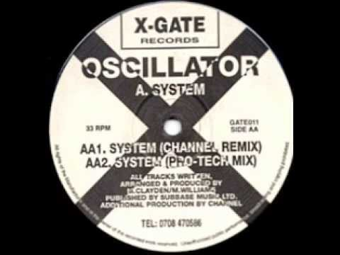 Oscillator - System (Pro-Tech Mix)