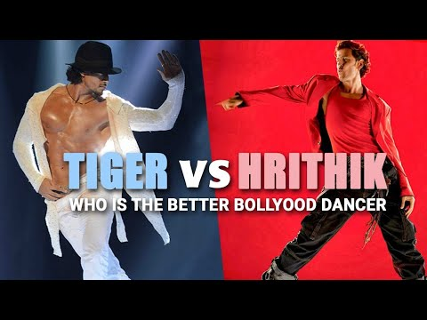 9 Moves Of Hrithik Roshan V/s Tiger Shroff - Who Is The Better Bollywood Dancer?