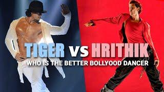 Video 9 Moves of Hrithik Roshan v/s Tiger Shroff - Who is the Better Bollywood Dancer? MP3, 3GP, MP4, WEBM, AVI, FLV Juli 2018