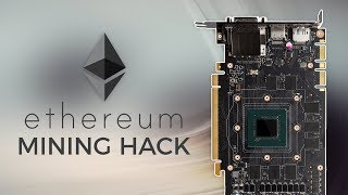 Here's one of the big reasons why people choose AMD Radeon GPU's over Nvidia for Ethereum mining: because you can modify the BIOS to get some easy performance gains that outpace any competing GTX graphics card.  Check out Wootware for all your PC & mining rig needs: https://goo.gl/tTD16WLINKS:• Quick Overall Guide to BIOS Flashing: https://goo.gl/yxuSSb• Genoil Ethminer: https://goo.gl/2iE4KH• Claymore Ethereum Miner: https://goo.gl/jp8RzA• Mining Pools: https://goo.gl/vYrvak• GPU-Z: https://goo.gl/Vdmmz6• Polaris BIOS Editor: https://goo.gl/84ZBu3• ATI WinFlash: https://goo.gl/QHb2vx• Pixel Clock Patcher: https://goo.gl/wkQR38RX 570: http://amzn.to/2szRIGfRX 580: http://amzn.to/2tCD7JQZotac 1080 Ti AMP! Extreme Core: http://amzn.to/2szH9msCrosshair VI Hero: http://amzn.to/2rr7IWyRyzen 7: http://amzn.to/2rHQnb5Strix RX 580: http://amzn.to/2sKkZxkDual RX 580: http://amzn.to/2rrnMrhTrident Z RGB: http://amzn.to/2prkDHIASUS PCI WiFi Adapter: http://amzn.to/2teOAwmEnthoo Evolv: http://amzn.to/2oHZU5oHD120 RGB: http://amzn.to/2pfqYHQThermaltake Toughpower RGB 850W: http://amzn.to/2lSKNUvFor the intro/outro music by Kalyptra: https://goo.gl/eVmyNVdJoin the UFDisciple Discord server! - https://discord.gg/PApp82hMy Twitter - http://www.twitter.com/ufdiscipleMy Facebook - http://www.facebook.com/ufdiscipleMy Instagram - http://www.instagram.com/ufdisciple