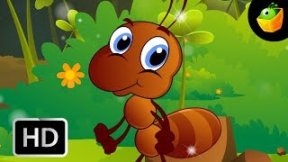 Erumbu - Chellame Chellam - Cartoon/Animated Tamil Rhymes For Kids
