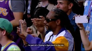 Snoop Dogg Reflects On Kobe Bryant's Final Game And What He Means To Los Angeles
