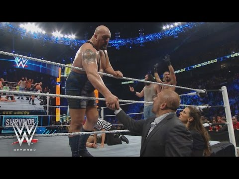 Team Cena vs. Team Authority: Survivor Series 2014 (WWE Network)