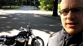 4. Honda Shadow RS - One year review