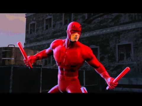 Marvel Heroes PAX Trailer